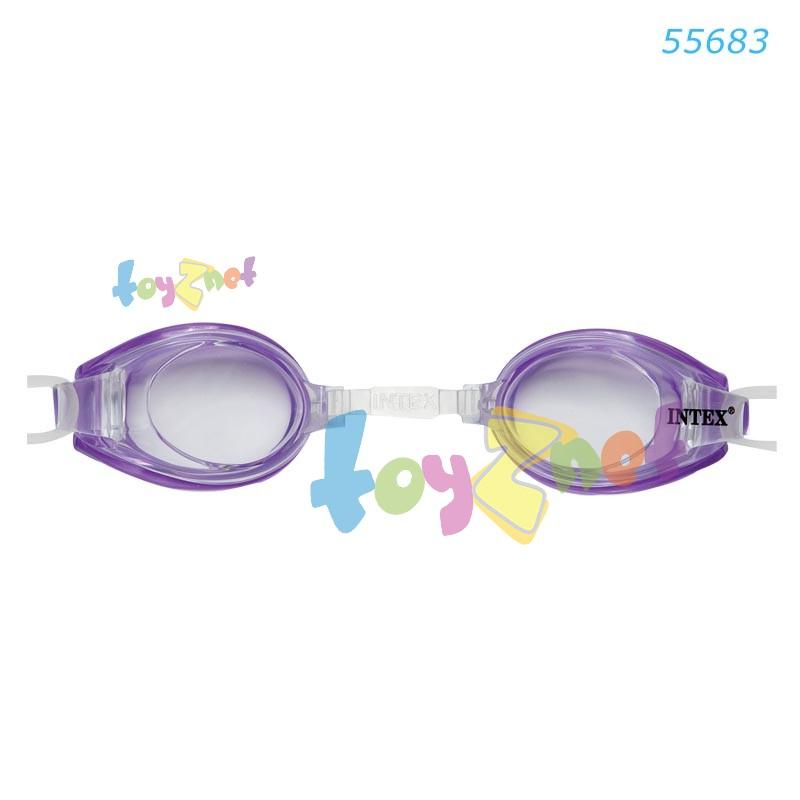 Intex แว่นว่ายน้ำทีมสปอร์ต รุ่น 55683PP