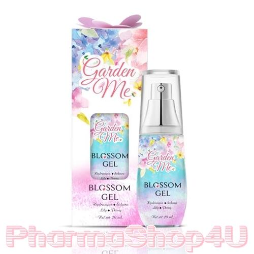 (ดีเจนุ้ย) GARDEN ME Blossom Gel 20mL การ์เด้นมี เจลน้ำหวานดอกไม้ ให้ผิวเปล่งปลั่ง เรียบเนียน มีชีวิตชีวา ลดความแห้งกร้าน