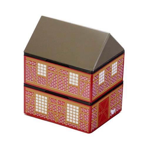 ฺBrick House in Red - เบนโตะบ้านอิฐสีแดง