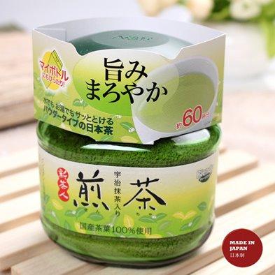 AGF Sencha Powder ผงชาเขียวเซนฉะ ของแท้จากญีปุ่่น
