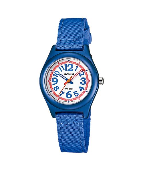 นาฬิกา คาสิโอ Casio STANDARD Analog'women รุ่น LTR-19B-2B2V ของแท้ รับประกัน 1 ปี