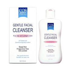 COS facial cleanser - oily 110ml