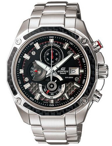 นาฬิกา คาสิโอ Casio EDIFICE CHRONOGRAPH รุ่น EFE-506D-1A