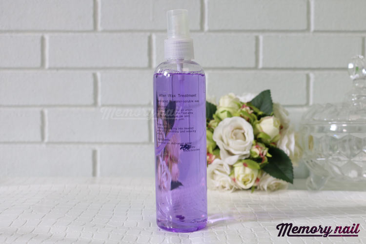 สแปร์ ทำความสะอาด หลังแว๊กซ์ After Wax Treatment Spray 240 ml ขวดใหญ่