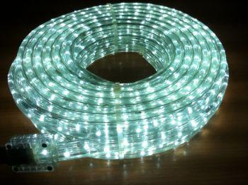 ไฟท่อ LED 3 สาย แบน สีขาว เกรด A