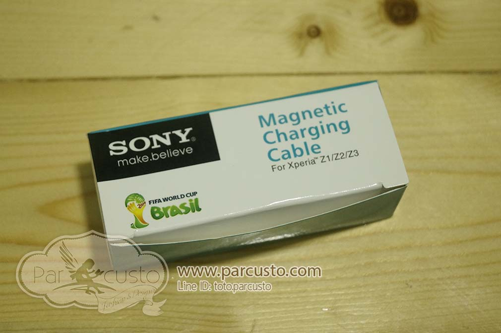 สาย Magnetic Charging cable สำหรับ Sony Xperia Z1, Z2, Z3 พร้อมส่ง 1 ชิ้น ส่งฟรี EMS