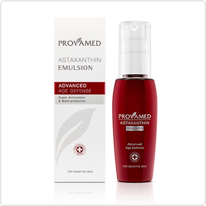 PROVAMED Astaxanthin Emulsion 60ml