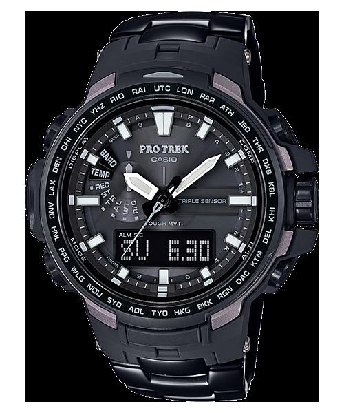 นาฬิกา Casio PRO TREK Smart Access รุ่น PRW-6100YT-1 ของแท้ รับประกัน1ปี