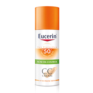 EUCERIN SUN CC CREAM SPF50+ 50ML.