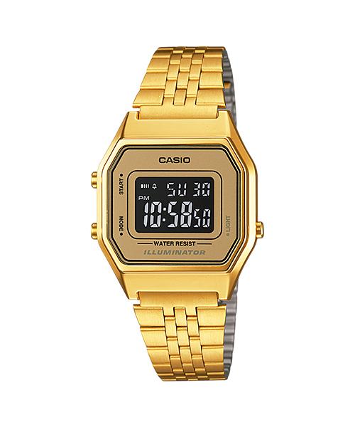 นาฬิกา คาสิโอ Casio STANDARD DIGITAL รุ่น LA680WGA-9B