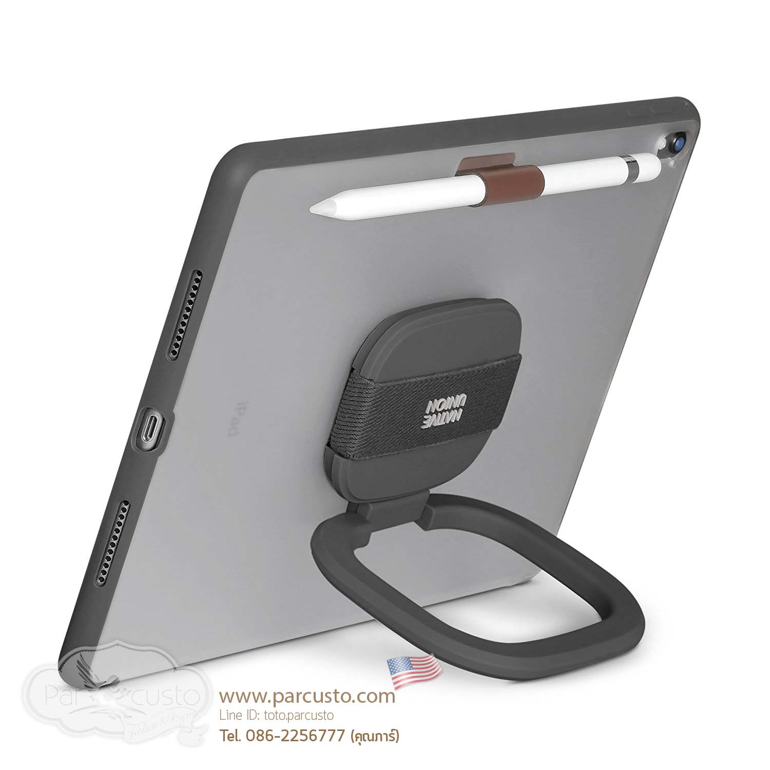 เคส Apple iPad Pro 9.7 [GRIPSTER] จาก Native Union [Pre-order USA]