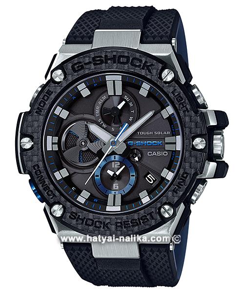 นาฬิกา Casio G-Shock G-STEEL Transformer Special model wtih Blutooth series รุ่น GST-B100XA-1A ของแท้ รับประกัน1ปี