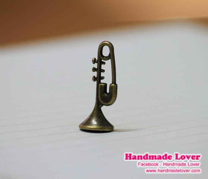 จี้,ตัวห้อยซิป Trumpet (ทรัมเป็ต)