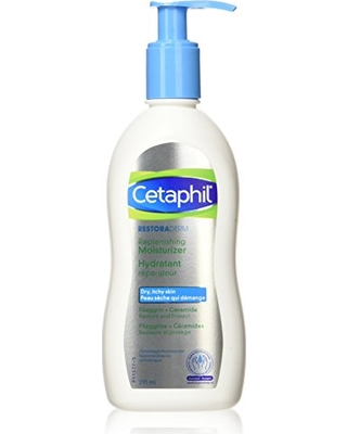 Cetaphil restoraderm body moisture 295ml