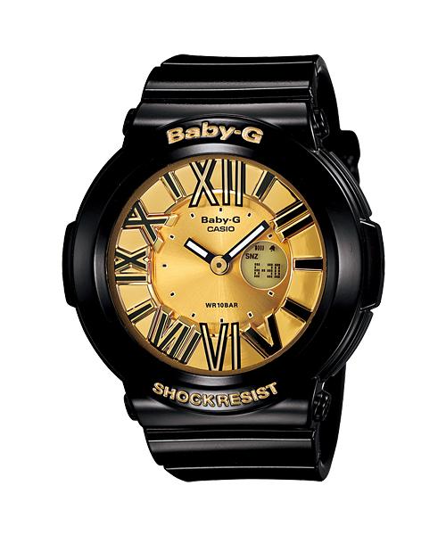 นาฬิกา คาสิโอ Casio Baby-G Neon Illuminator รุ่น BGA-160-1B