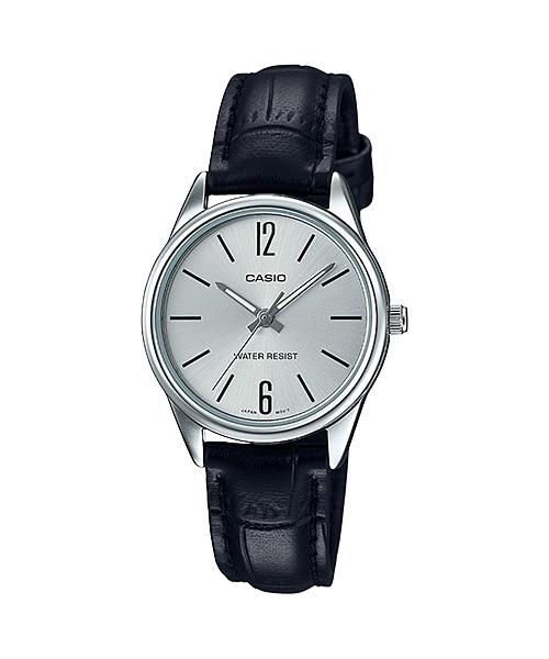 นาฬิกา Casio STANDARD Analog-Ladies' รุ่น LTP-V005L-7B ของแท้ รับประกัน 1 ปี