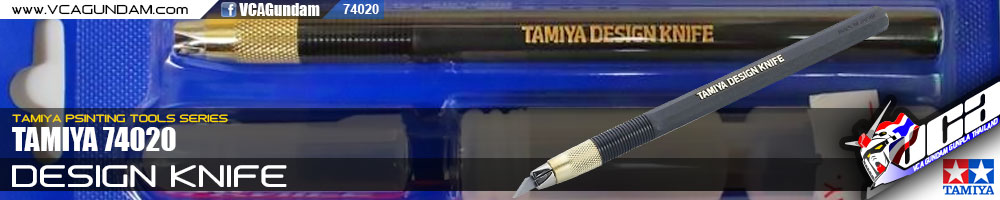 TAMIYA 74020 DESIGN KNIFE
