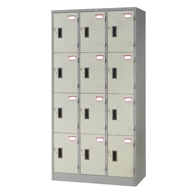 ตู้ล็อกเกอร์ 12 ประตู LK-012