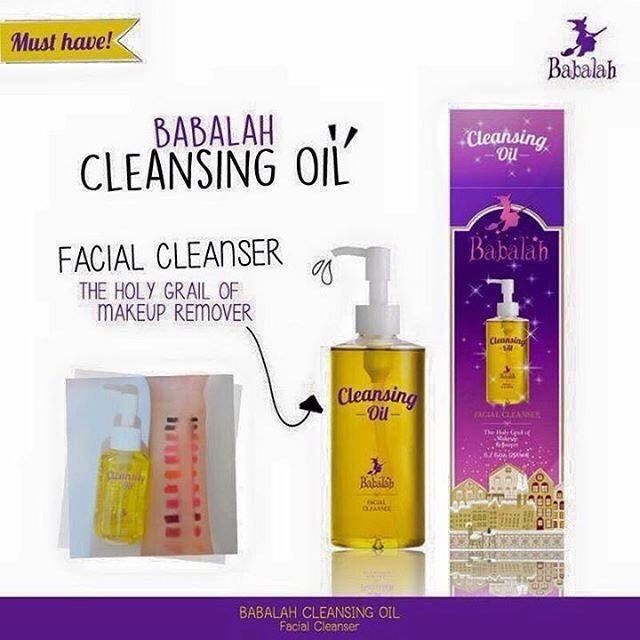 Babalah Cleansing Oil ปริมาณ70มิล