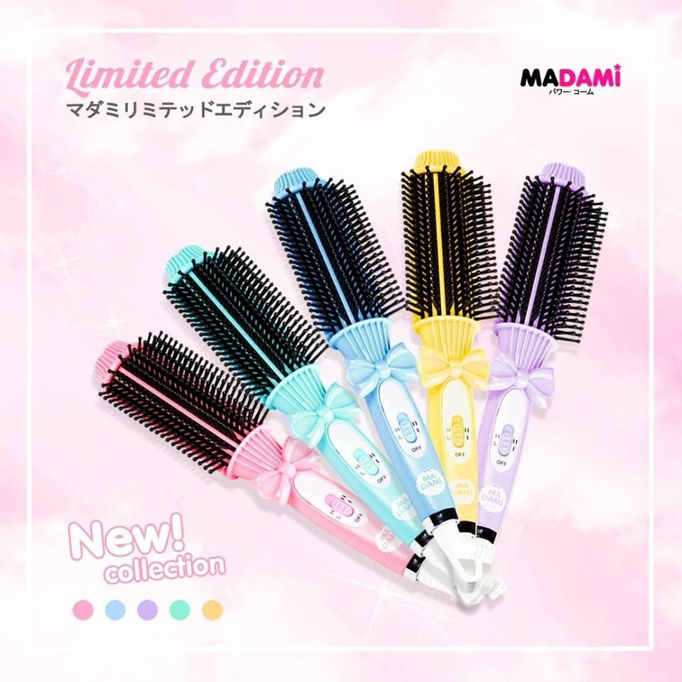 Madami Curl Revolution