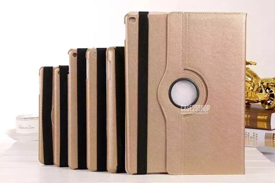 เคสหมุนได้ 360 องศา สีทอง,เงิน,Rose Gold (เคส iPad mini 1/2/3)