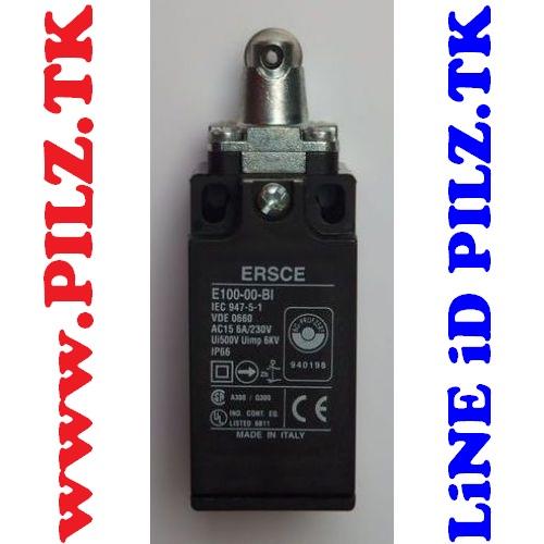 E100-00-BI Bremas ERSCE Limit Switch LiNE iD PILZ.TK
