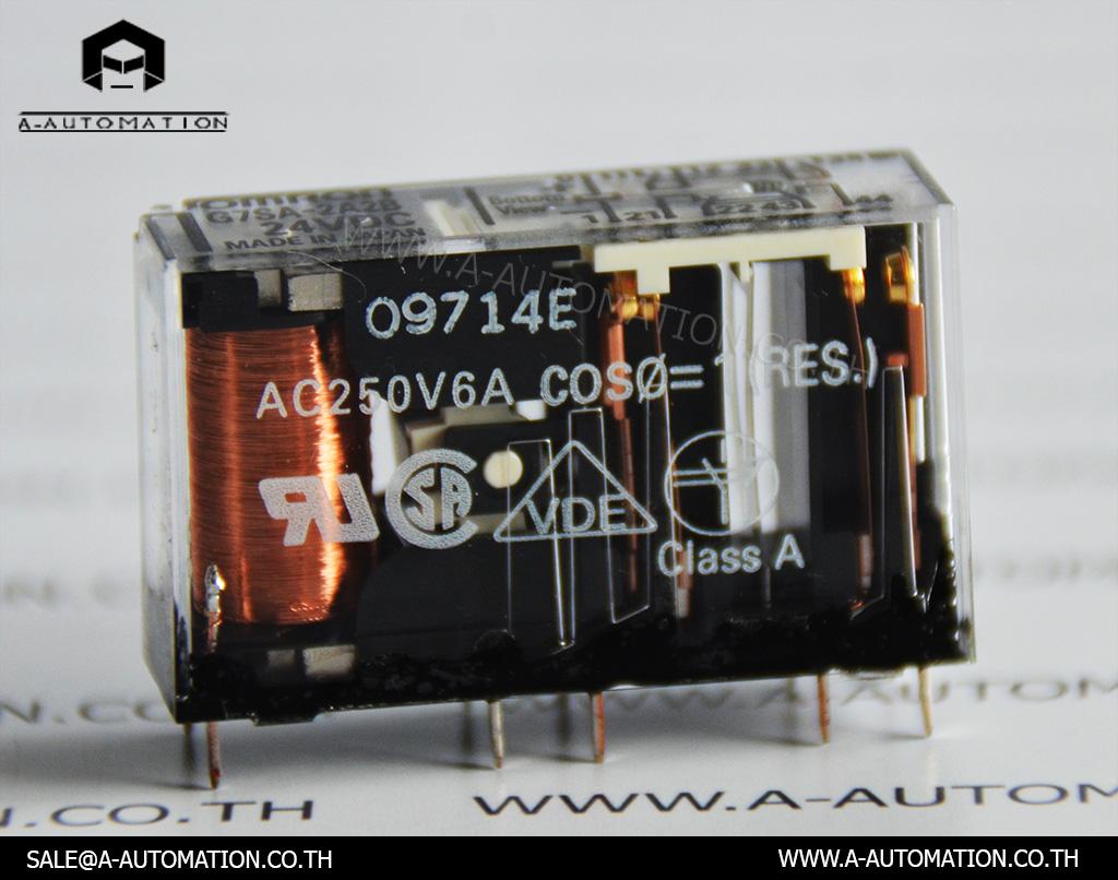 REALY MODEL:G7SA-2A2B [OMRON]