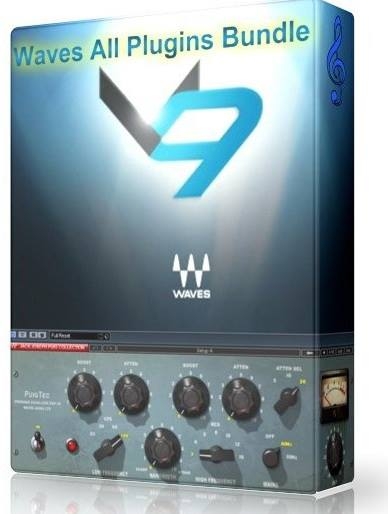 Waves All Plugins Bundle v9r18 (Full PC/WINDOWN)