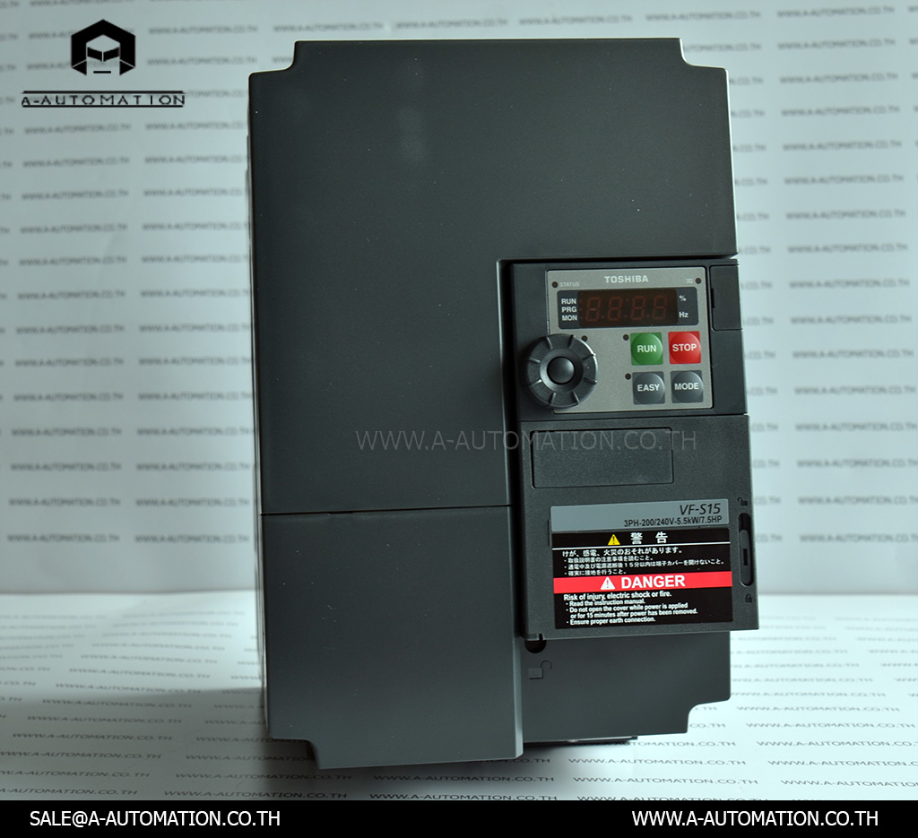 INVERTER MODEL:VFS15-2055PM [TOSHIBA]