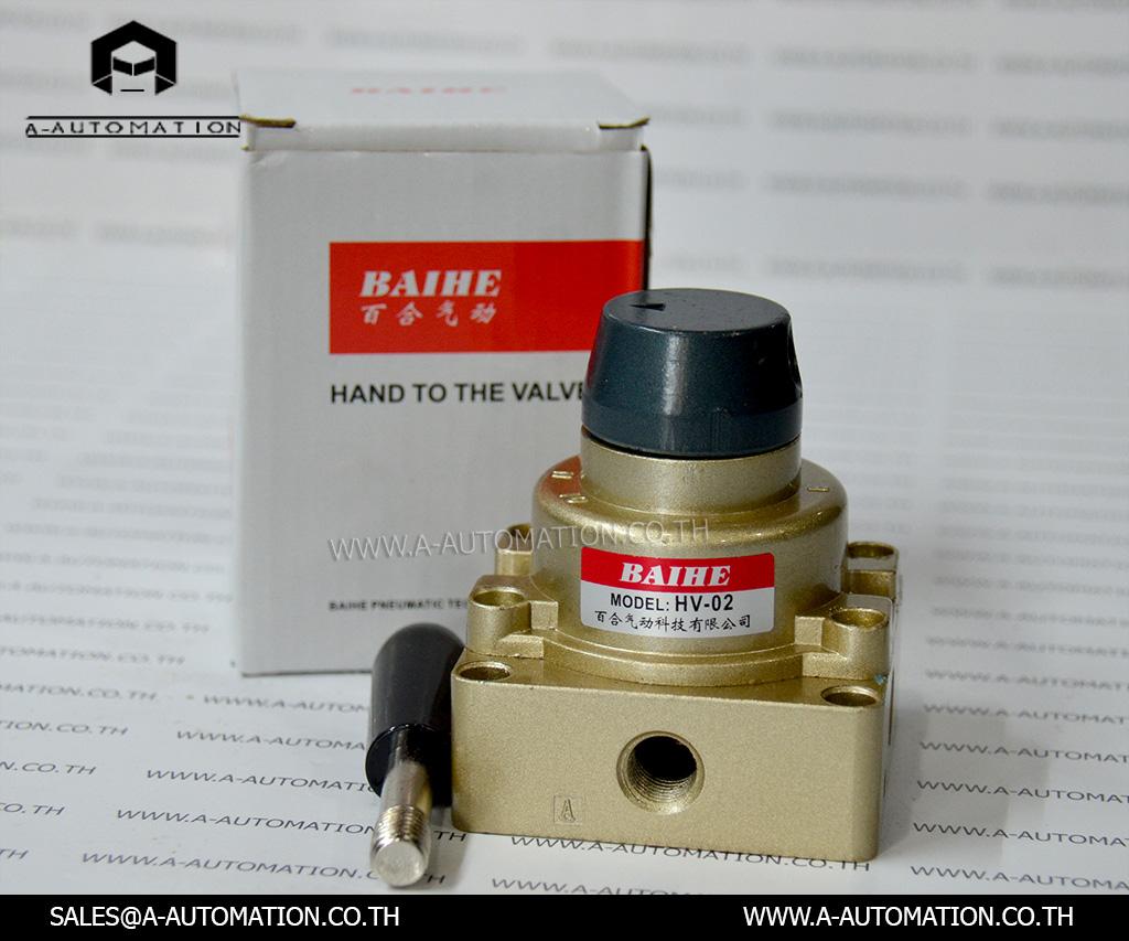 Hand Valve BAIHE Model:HV-02