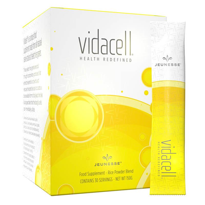 Vidacell Rice Powder Beverage by Jeunesse วิดาเซล ผลิตภัณฑ์เครื่องดื่มผงข้าว
