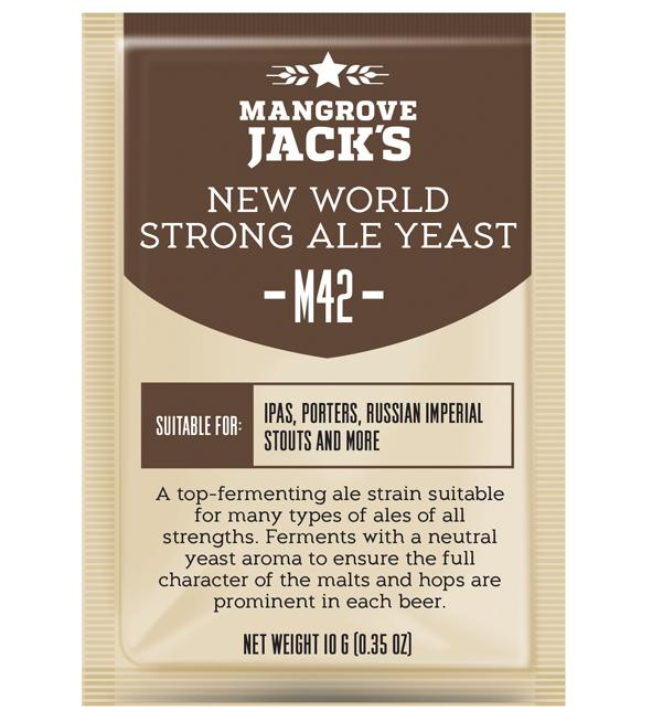 New World Strong Ale M42 10 g.