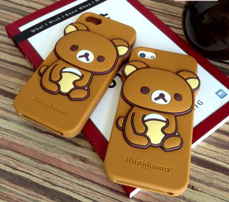 ซิลิโคนคุมะ iphone6/6s