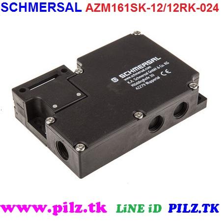 AZM 161SK-12/12RK-024 Schmersal Safety Solenoid Interlock Switch 538 ThailanD LiNE iD PILZ.TK