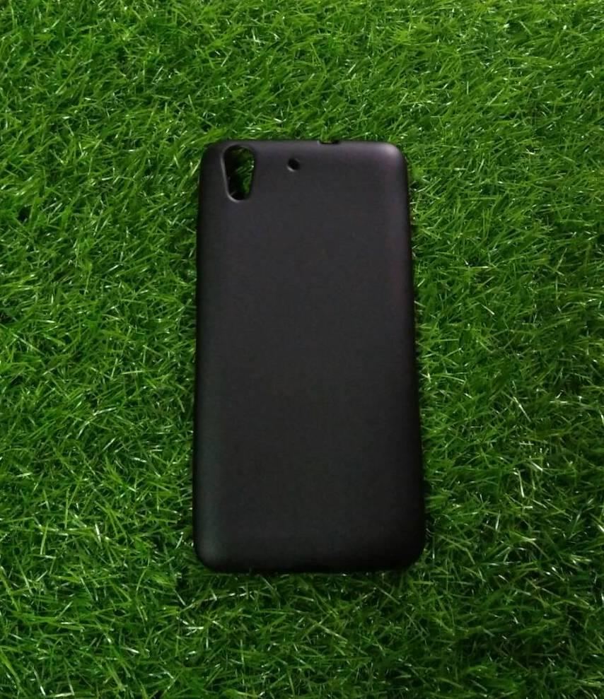TPU Black Huawei Y6II(Y62)