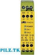 PilZ 774360 P1HZ X1 24VDC 2n/o LiNE iD : PILZ.TK