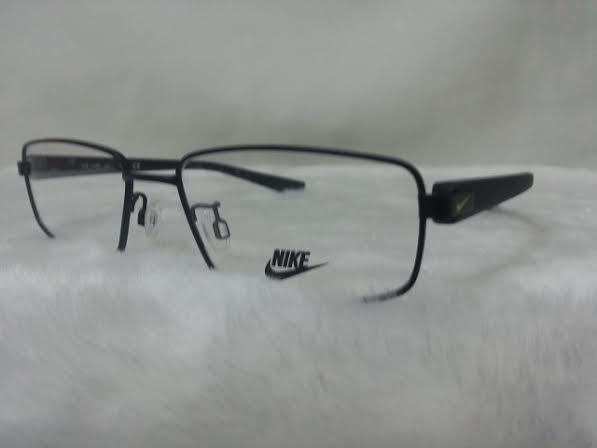 NIKE BRAND ORIGINALแท้ 7876 005 กรอบแว่นตาพร้อมเลนส์ มัลติโค๊ตHOYA ป้องกันรังสีคอม 4,200 บาท