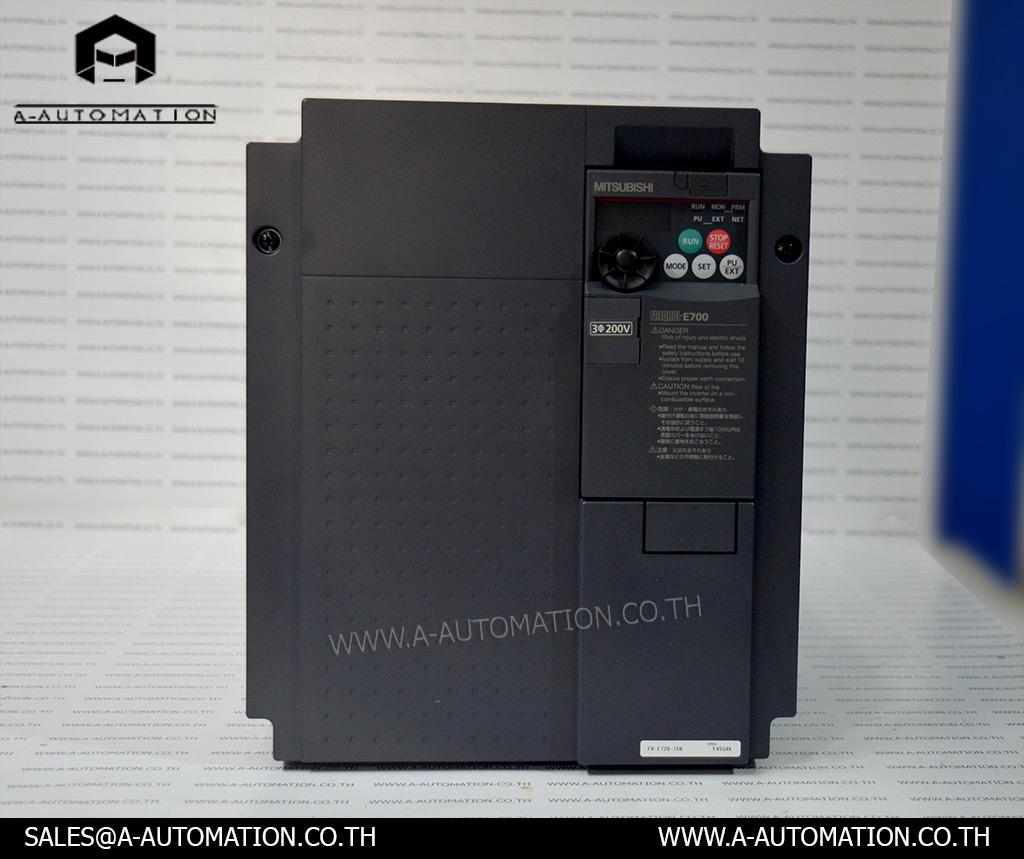 Inverter Mitsubishi Model:FR-E720-15K
