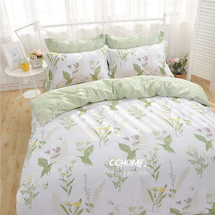 Pre-order ผ้าปูที่นอนสีหวาน