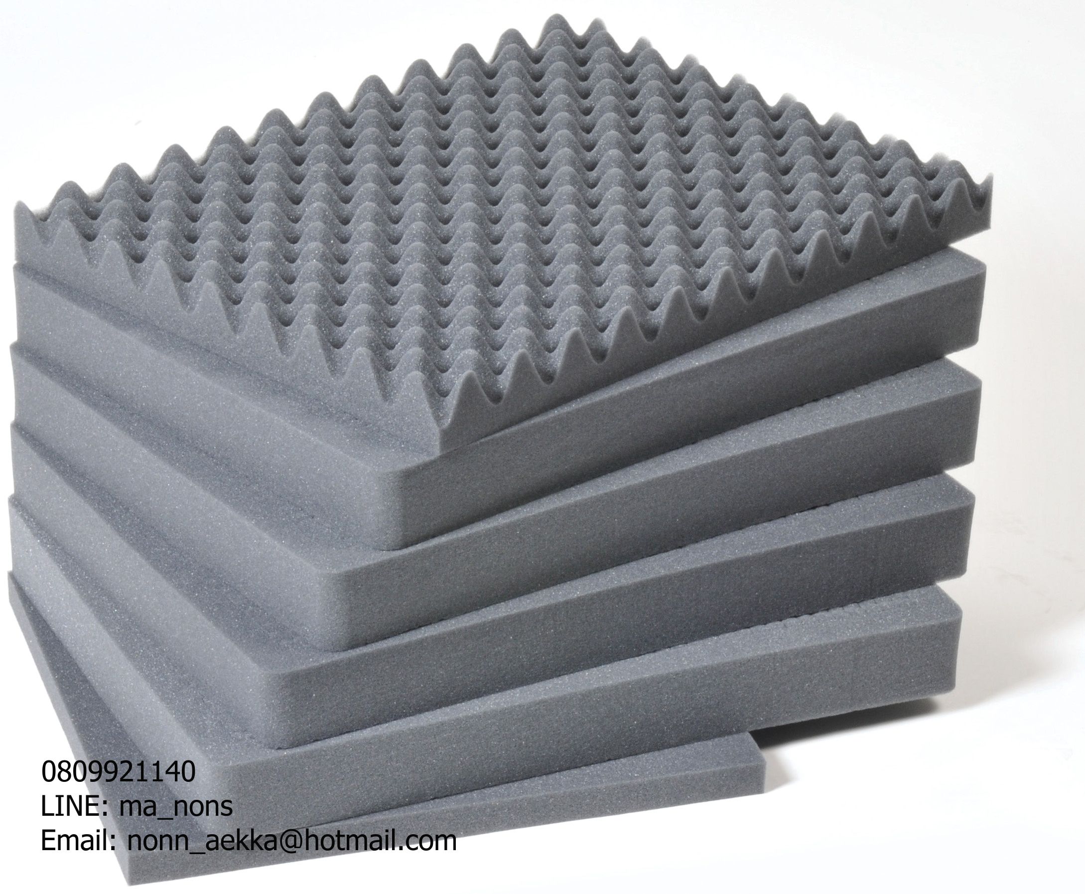 PELICAN™ Replacement Foam #1620 (5pcs Set)