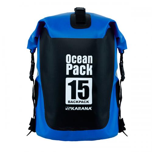 Back Pack 15L - สีน้ำเงิน