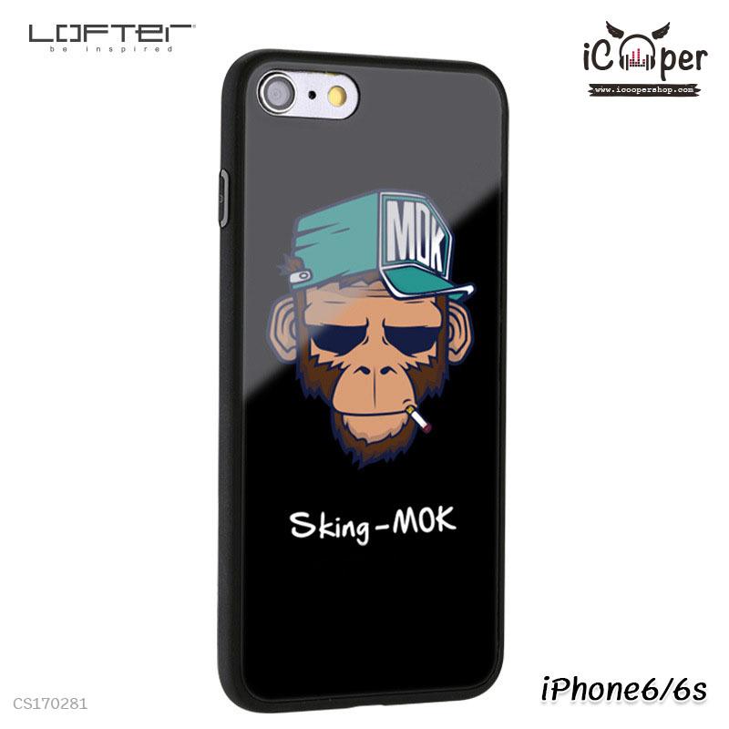 LOFTER Cartoon Mirror - Sking-Mok (iPhone6/6s)