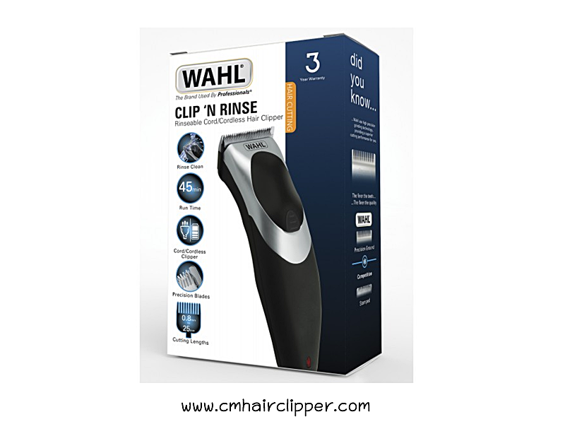 WAHL Washable & Rechargeable