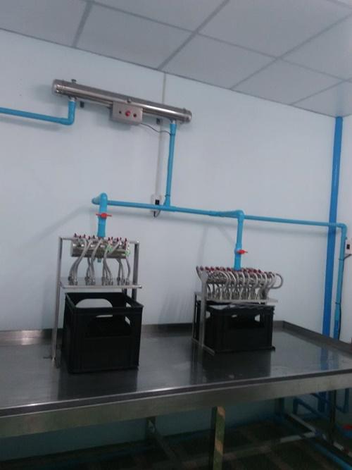 งาน ติดตั้งโรงงานน้ำดื่มขนาด 3000 ลิตร