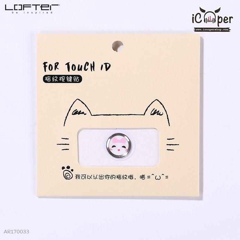 LOFTER Cartoon For Touch ID - Rabbit