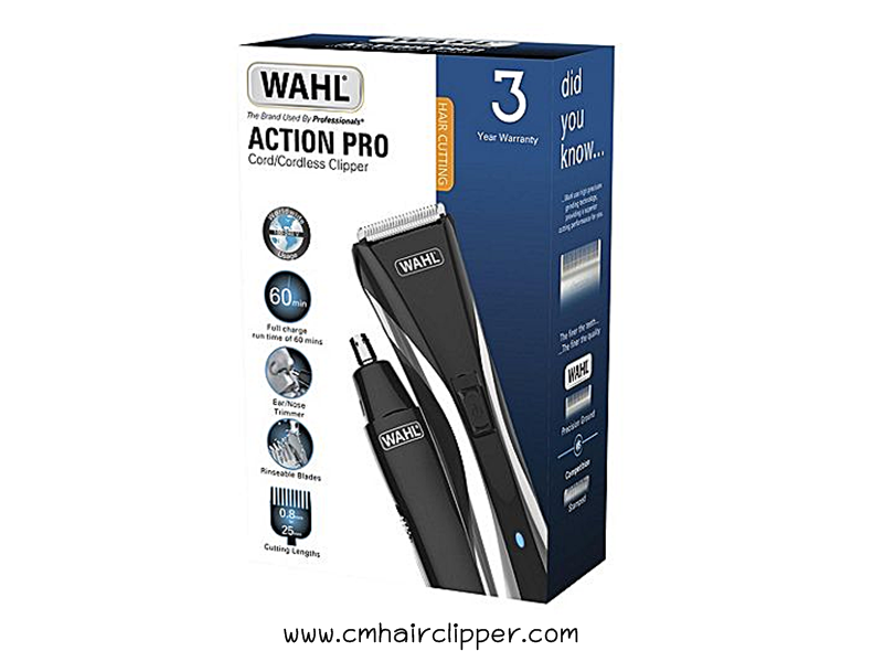 WAHL Action Pro Cord / Cordless Hybrid