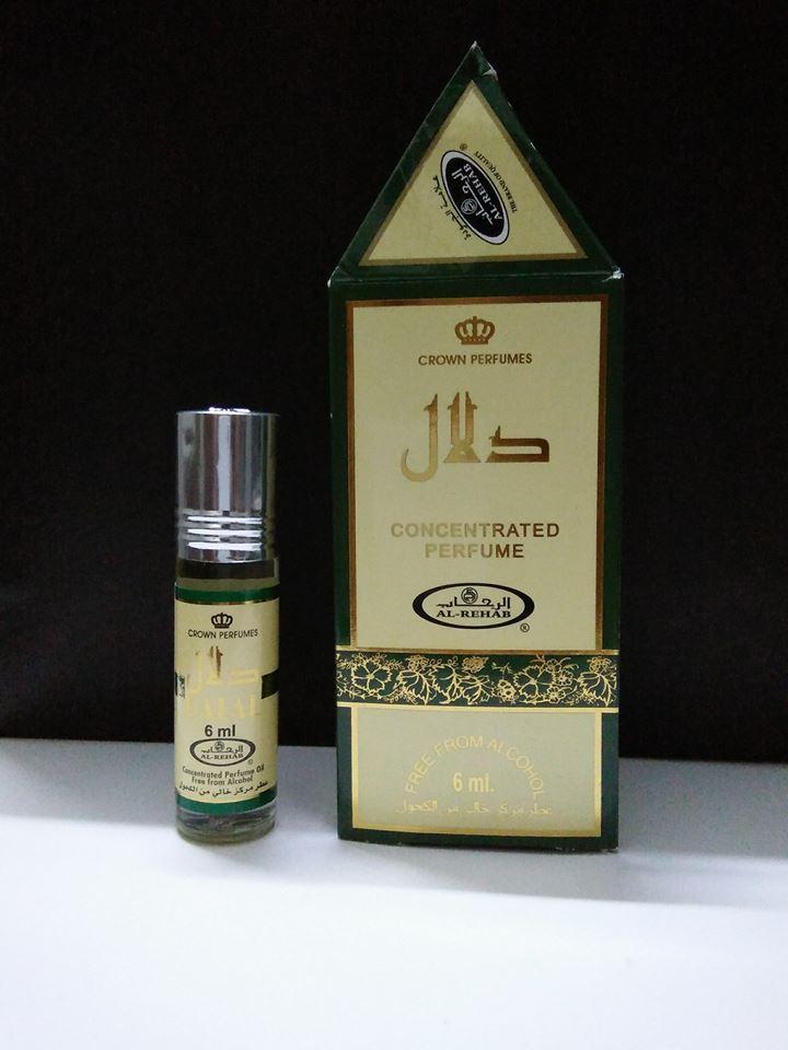 น้ำหอมอาหรับ Al-Rehab Dalal - Perfume Oil 6ml.