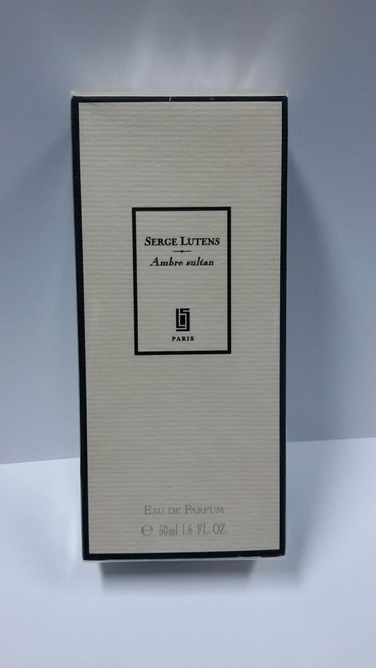 น้ำหอม Serge Lutens Ambre Sultan Eau De Parfum Spray 50ml/1.69oz