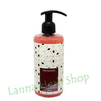 Shower Mangosteen Gampor (เจลอาบน้ำมังคุด กัมปอร์)