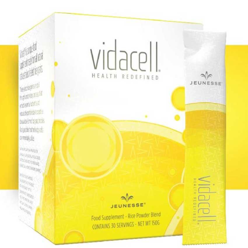Jeunesse Vidacell เจอเนสส์ วิดาเซล